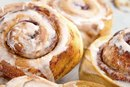 How to Cook Cinnamon Rolls in the NuWave Oven