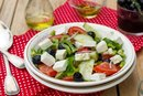 Greek Salad Dressing Nutrition Facts