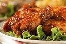 Calories in Hot Wings