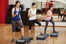Are Running Shoes OK for Step Aerobics?
