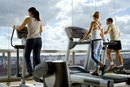 Calorie Burn of the Treadmill vs. Elliptical Trainer