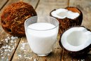 How to Bake With Coconut Milk