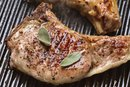 How to Cook Pork Chops on a George Foreman Grill