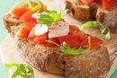 How to Toast Ciabatta Bread