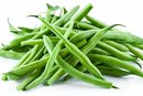 Nutritional Value of Dehydrated Green Beans