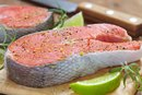 How to Cook With Philly Cream Cheese & Salmon Steak