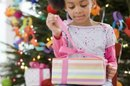 Christmas Gift Exchange Games for Kids