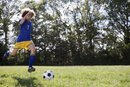 How Much Force Does the Average Soccer Player Use to Kick the Ball?