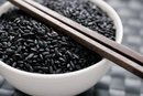 Black Rice Nutritional Information