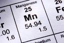 The Symptoms of Manganese Deficiency