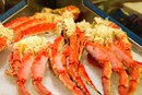 How to Re-Heat Cooked Crab in a Microwave