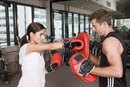 Compare Calories of Cardio Boxing to Running