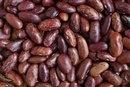 Vitamin K in Dried Beans & Peas