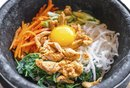 Calories in Vegetable Bibimbap