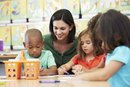 Activities for Preschool Age Children About Self Awareness
