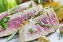 Tuna Steaks Nutrition