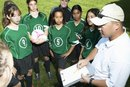 The Job Duties of a Soccer Coach