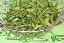 Nutrients in Vegetables After Blanching