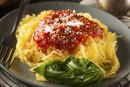 How to Replace Pasta With Spaghetti Squash