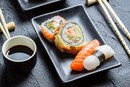 Spicy Shrimp Roll Calories