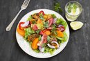 Nutrition in Applebee's Oriental Grilled Chicken Salad