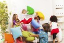 Fast & Slow Activities for Preschool Children