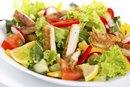Applebee's Low-Cholesterol Restaurant Meals