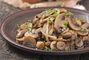 How to Grill Mushrooms on the Stove