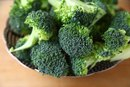 Nutritional Value of Broccoli vs. Cabbage