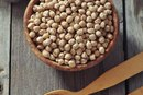 Nutritional Value of Chickpeas Sprouts