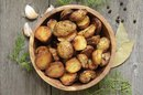 List of Starchy Vegetables & Their Carbohydrates