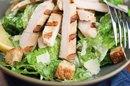 Applebees Grilled Chicken Caesar Salad Nutrition