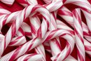 Calories in a Peppermint Candy Cane