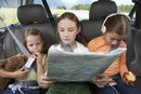 Rules in Ohio on Kids Riding in the Front Seat