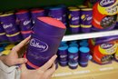Cadbury Dairy Milk Chocolate Nutrition Facts