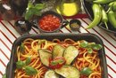 How to Cook Vegetables With Spaghetti