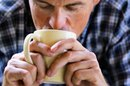Does Caffeine Enhance Acetylcholine's Effect?