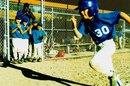 Can a Runner Steal a Base in Little League Baseball?