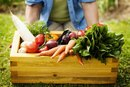 List of Fruits and Vegetables That Boost Energy