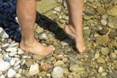 Are There Health Benefits of Walking Barefoot on Stones?