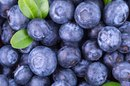 What Is the Nutritional Difference Between Acai & Blueberries?
