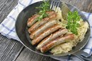 How to Cook Sausage and Sauerkraut