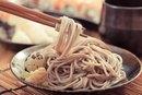 Health Benefits of Buckwheat Noodles