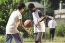 Basketball Relay Games for Elementary Students
