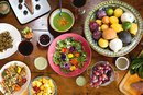 Clean Eating in Restaurants, at Home and with Kids