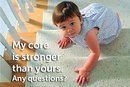 Is Your Core as Strong as a Toddler's?