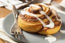 The Calories in Cinnamon Rolls