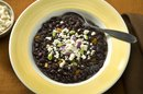 Nutritional Facts of Black Beans