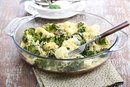 Healthy Broccoli & Cheese