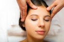 Acupressure Treatment for Eye Twitches